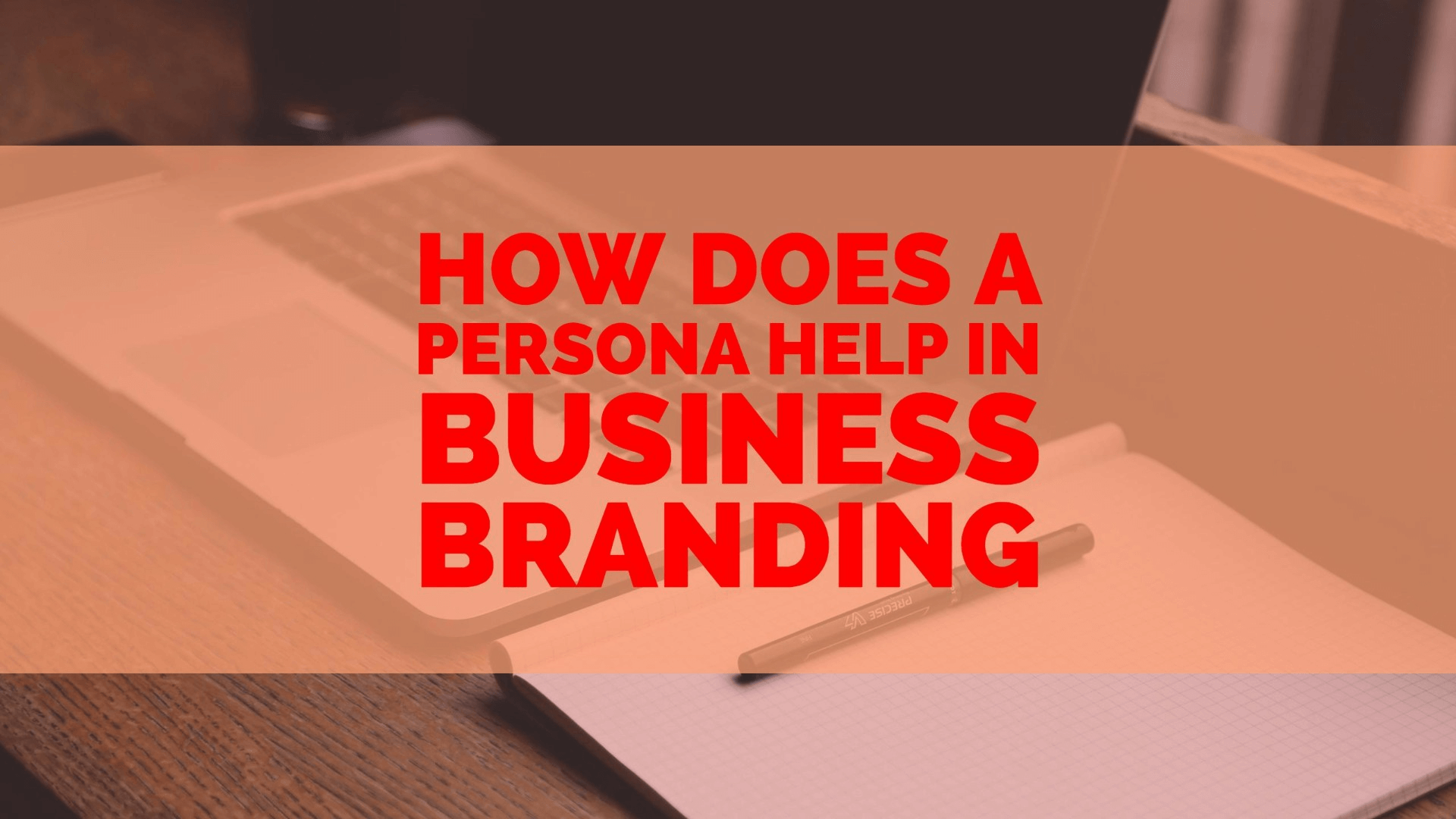 persona in business branding